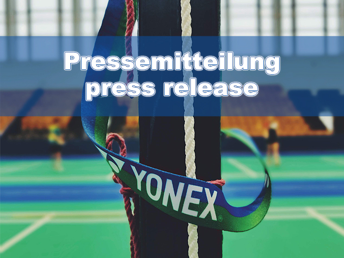 YONEX German Junior 2019 - Preparations are in full swing