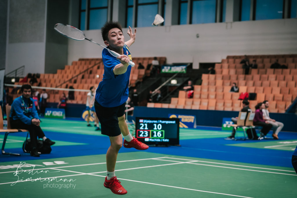 YONEX German Junior 2020 – Tag 3